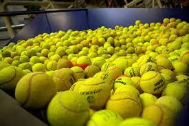 Opération balles jaunes : 11 millions de balles de tennis recyclées depuis 2008