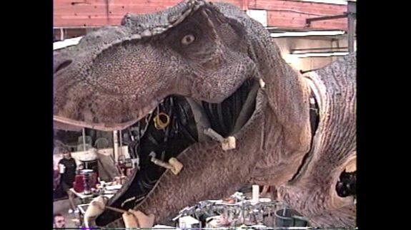 """Venez découvrir les secrets qui font la magie de """"Jurassic Park"""""""