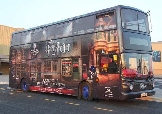 Découvrez ma visite des fameux studios Warner Bros. Harry Potter, à Londres !