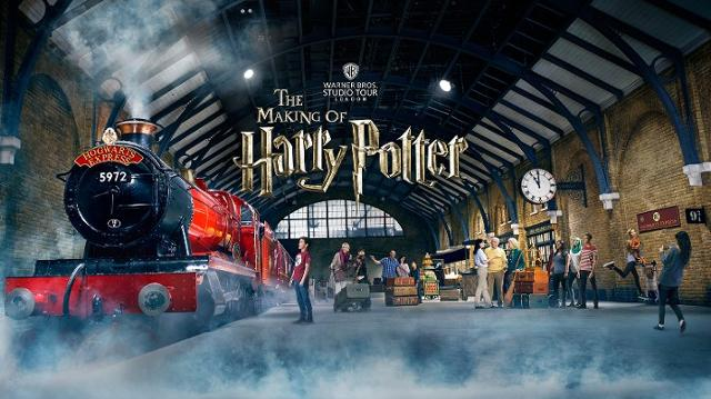 Studios Warner Bros Harry Potter à Londres : je vous raconte ma visite !