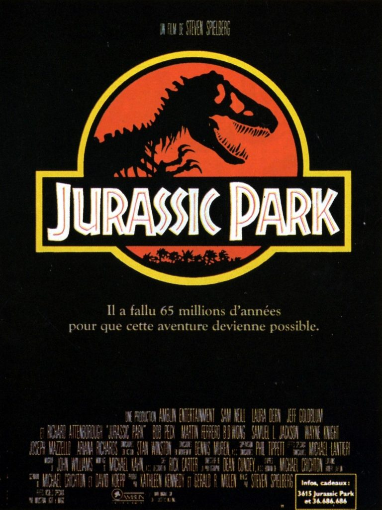 « Jurassic Park » : Découvrez les secrets des effets spéciaux !