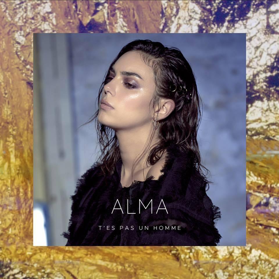 Alma fait son grand retour avec un titre choc «T'es pas un homme »