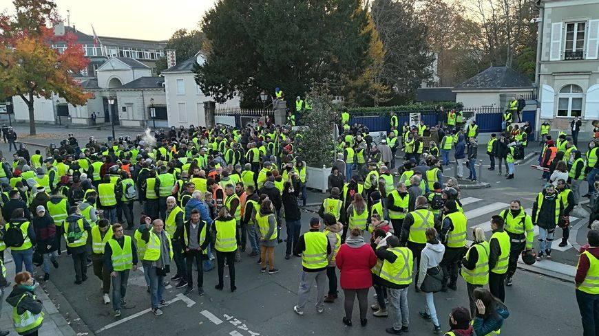 Acte 9 gilets jaunes : inquiétude du côté de Bourges