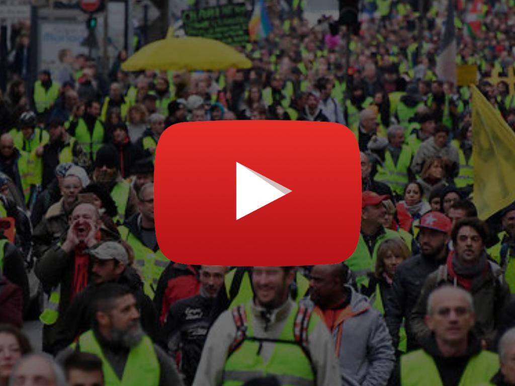 Les images fortes de l'acte 9 des Gilets jaunes (VIDEO)