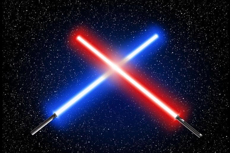 Star Wars : le combat de sabre laser devient un sport officiel en France !