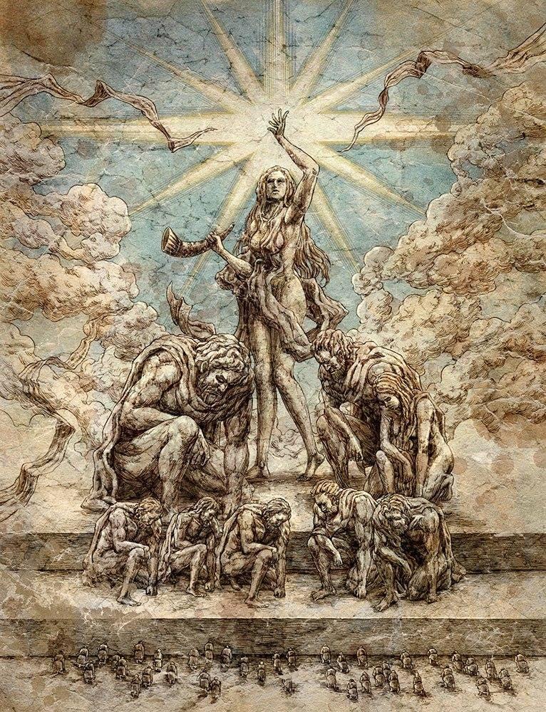 L'Attaque des Titans, entre religion et science