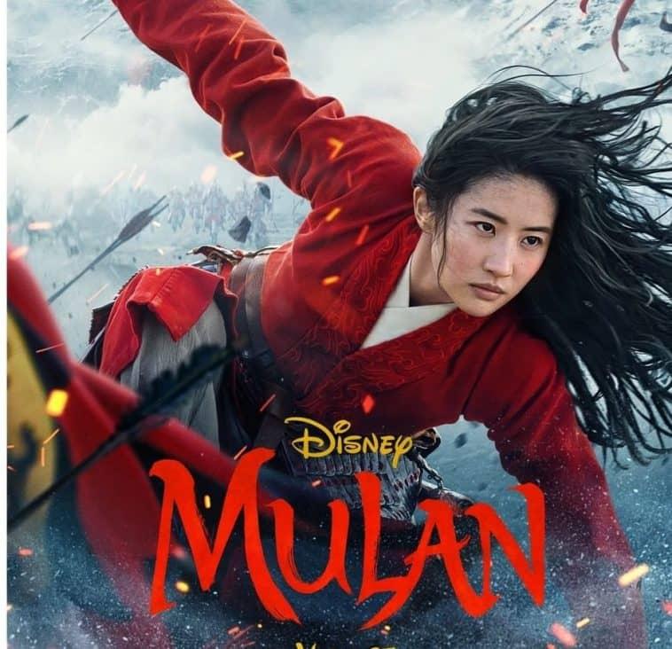 Mulan: Ce que j'ai pensé du Live Action (sans spoils)