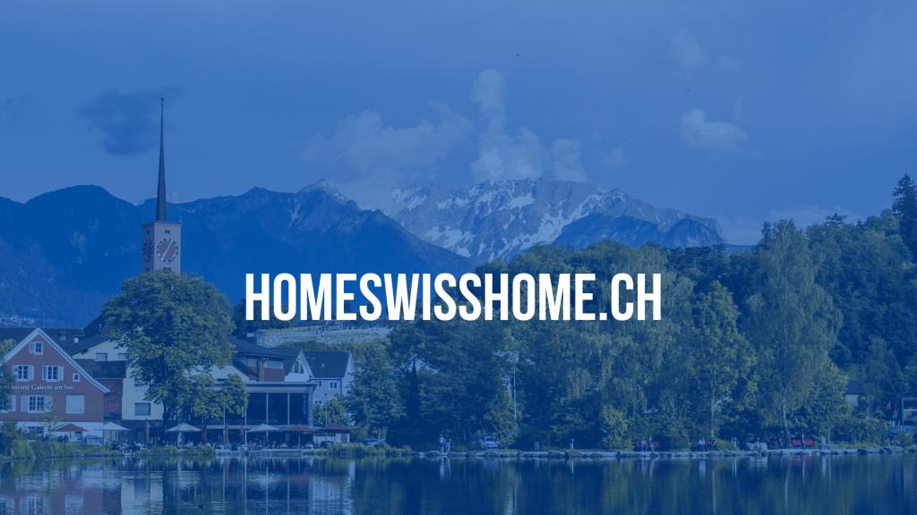HomeSwissHome la plateforme de location Suisse !
