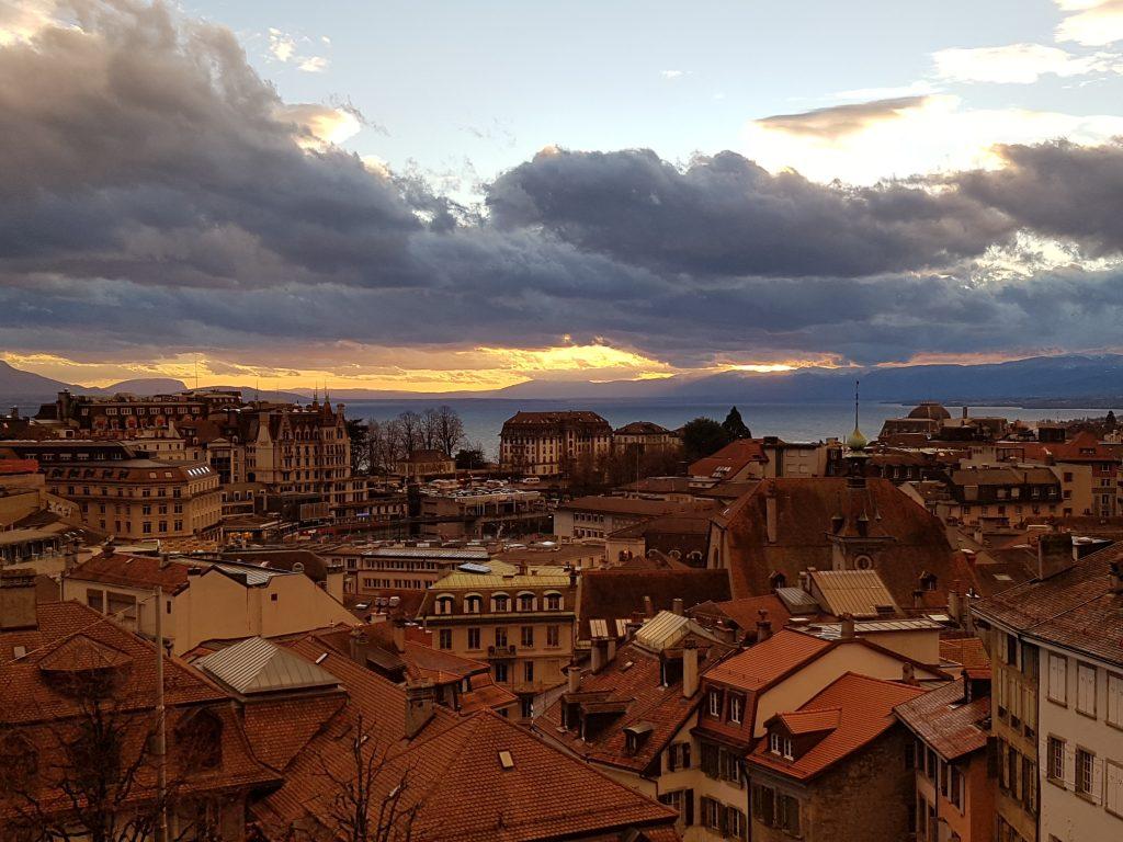 HomeSwissHome : 3 choses à faire à Lausanne (Suisse)
